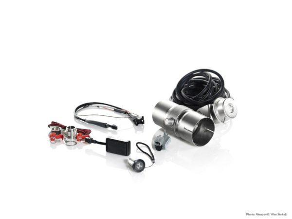 Akrapovic wireless_kit BMW 1er M